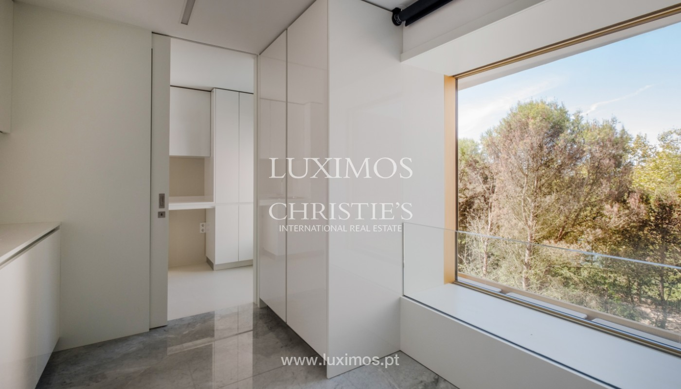 New luxury apartment, for sale, next to the City Park, Porto, Portugal_154269