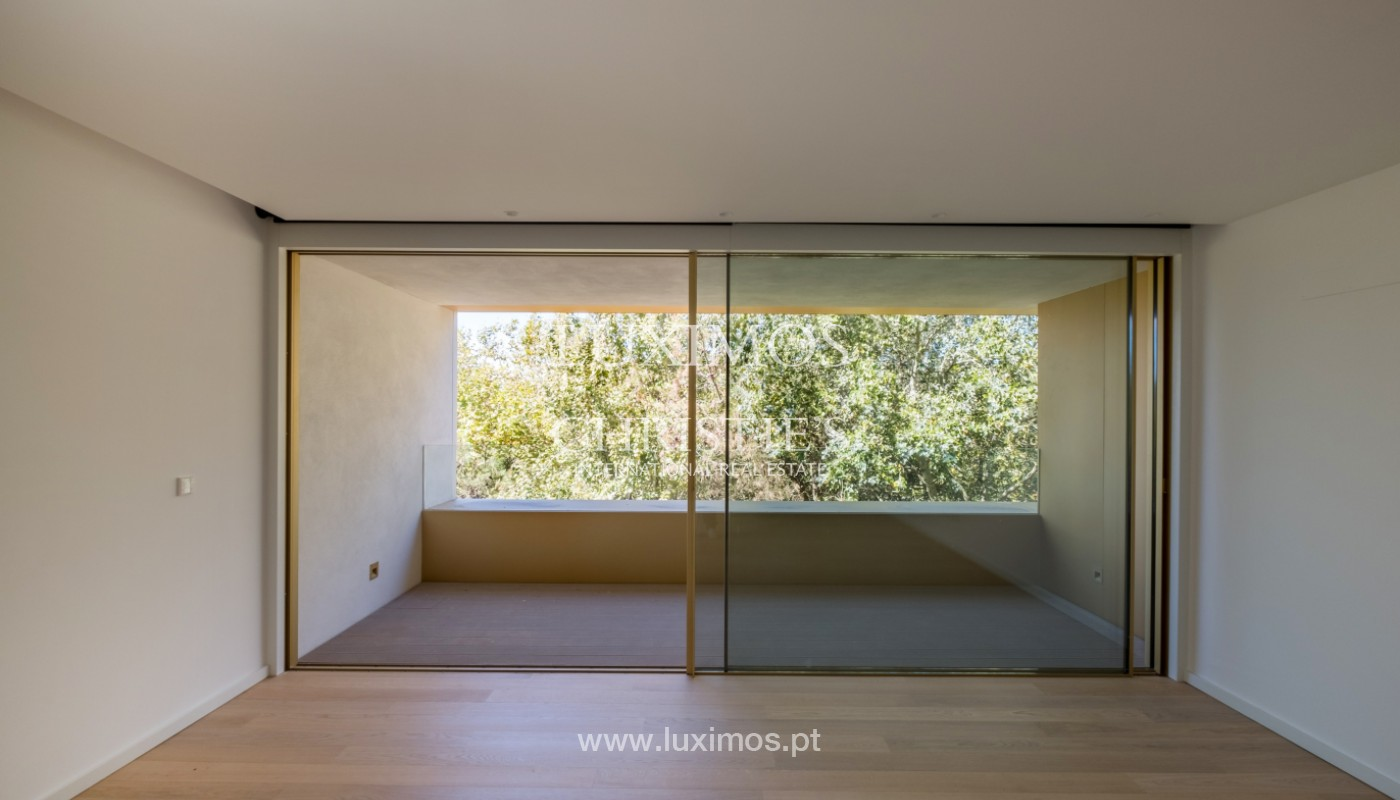 New luxury apartment, for sale, next to the City Park, Porto, Portugal_154275