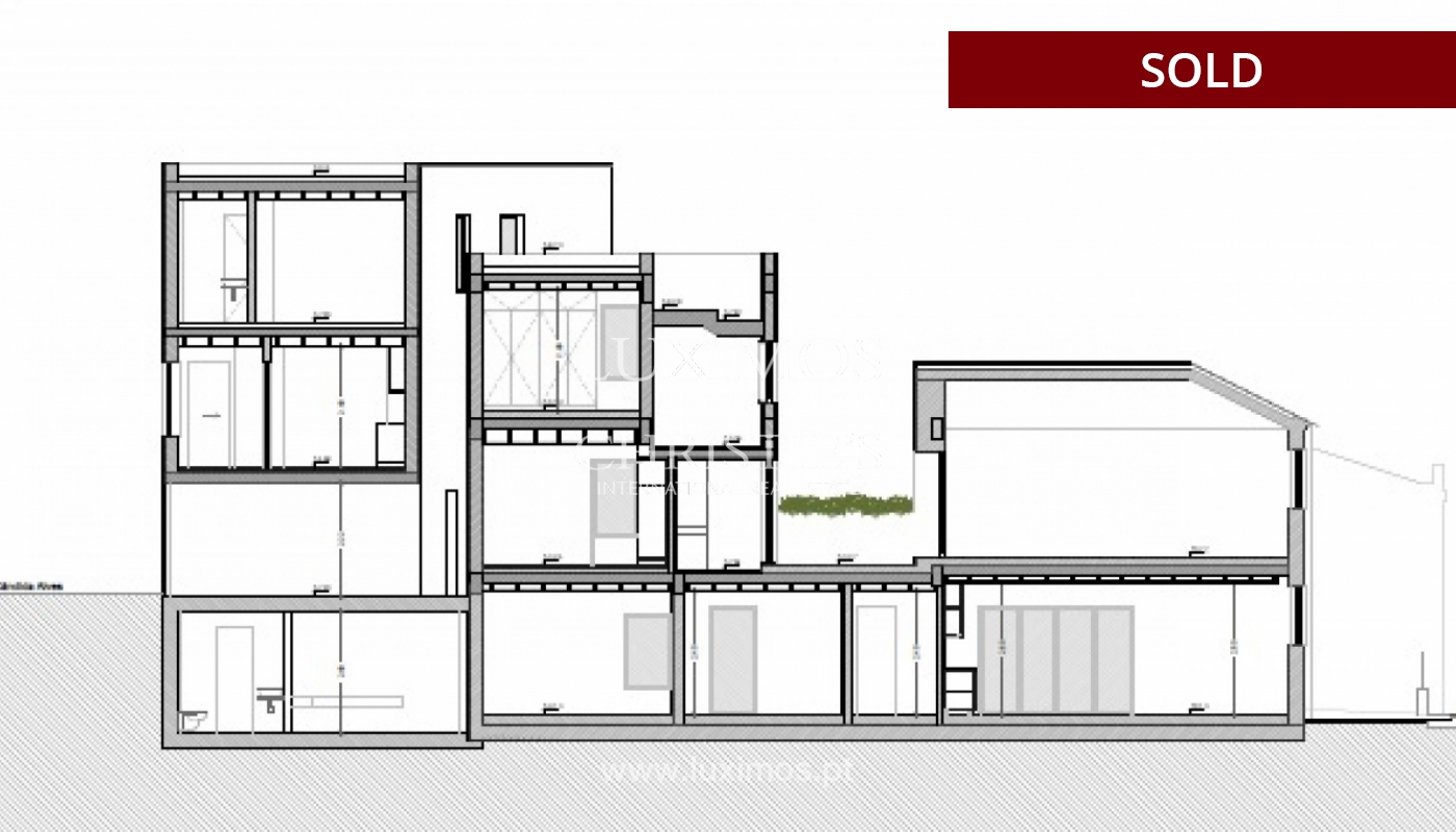 Apartamento novo de luxo, para venda, na Foz do Douro_154286