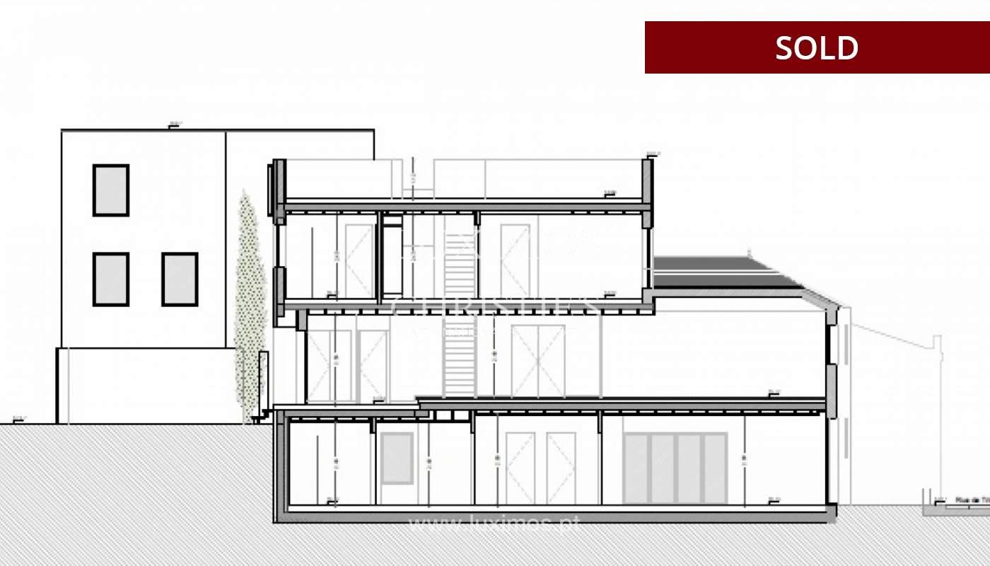Apartamento novo de luxo, para venda, na Foz do Douro_154287