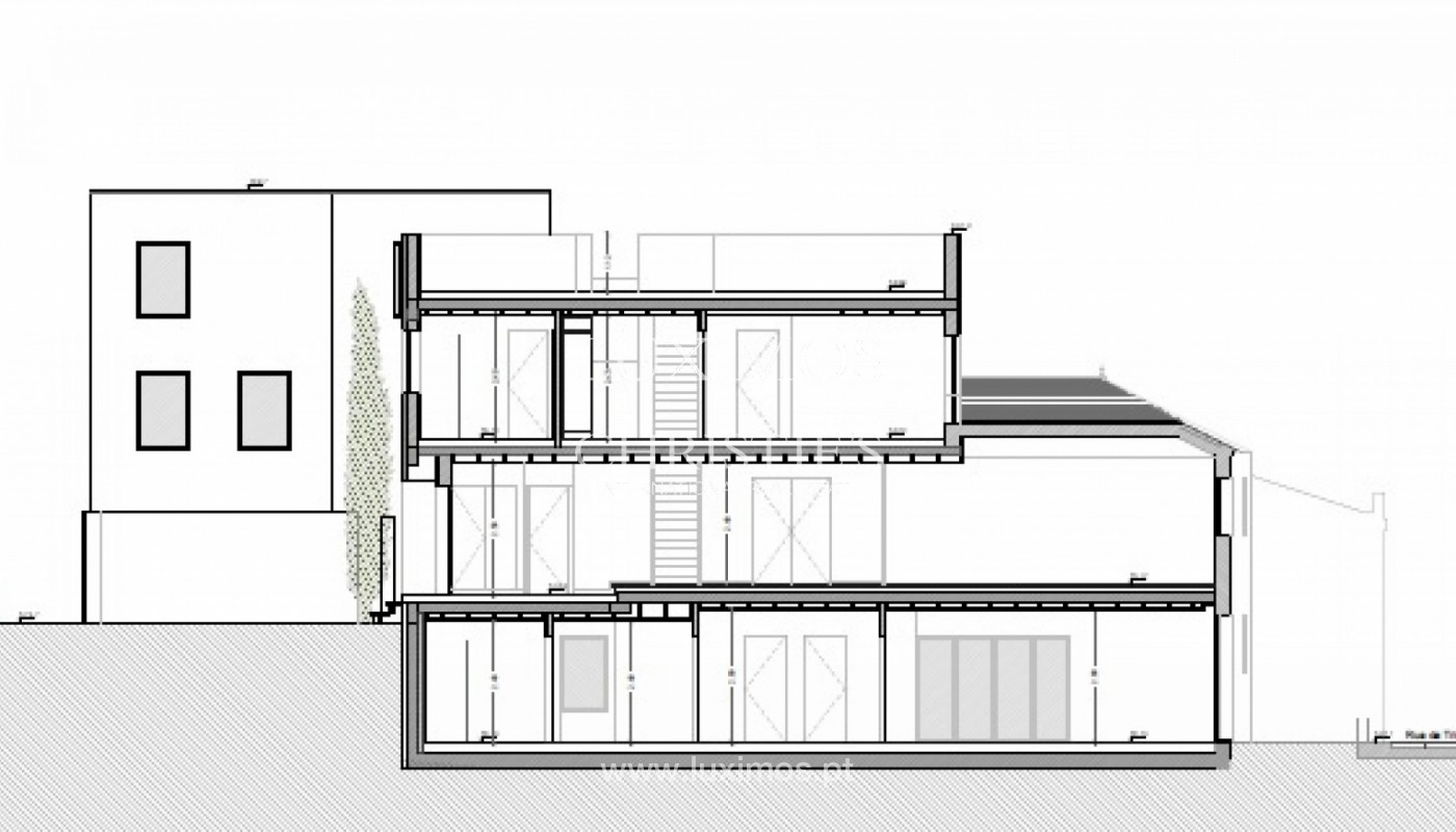 Apartamento novo de luxo, para venda, na Foz do Douro_154294