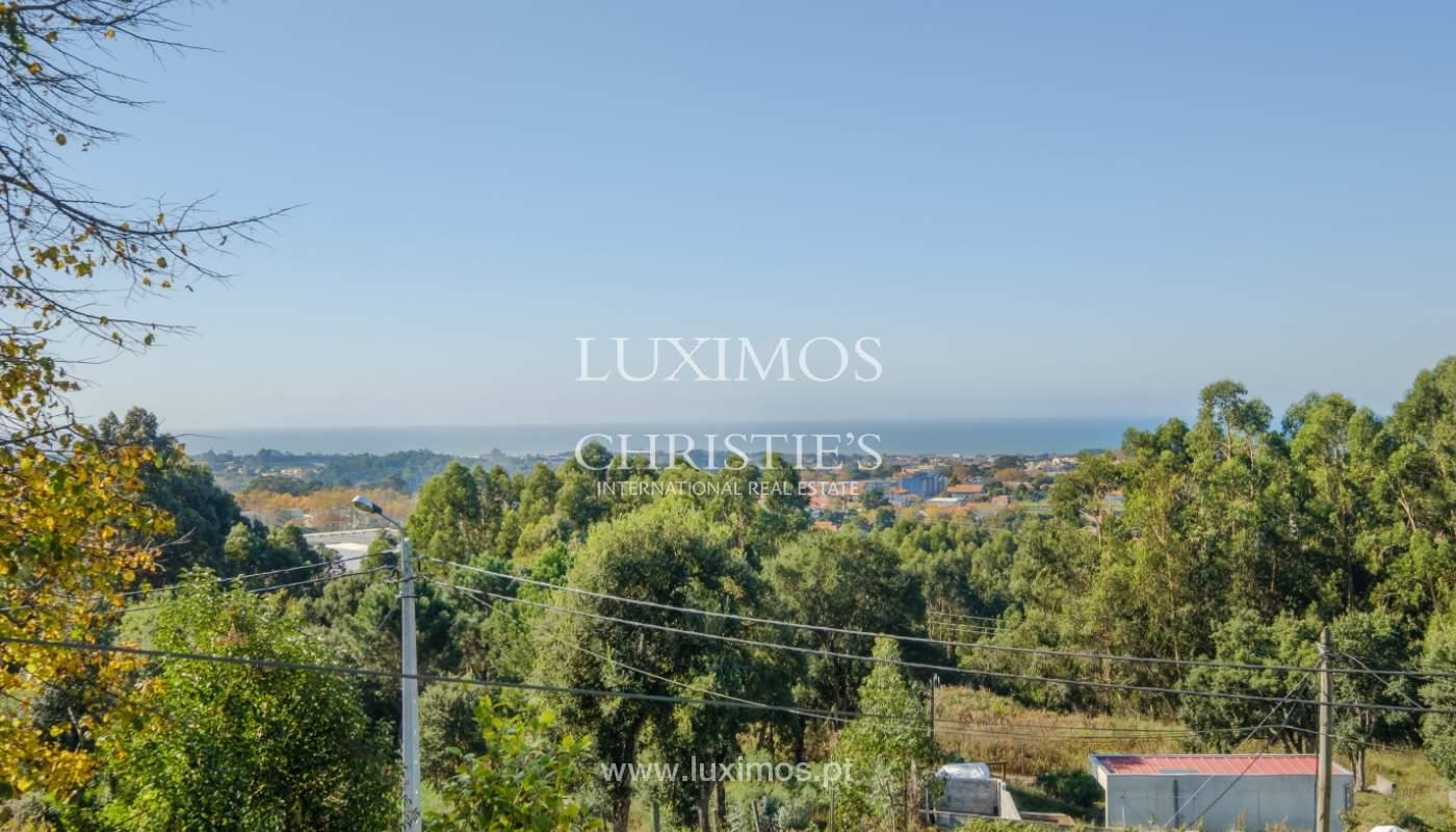 Moradia com jardim e vistas mar, para venda, em Vila Nova de Gaia_154382