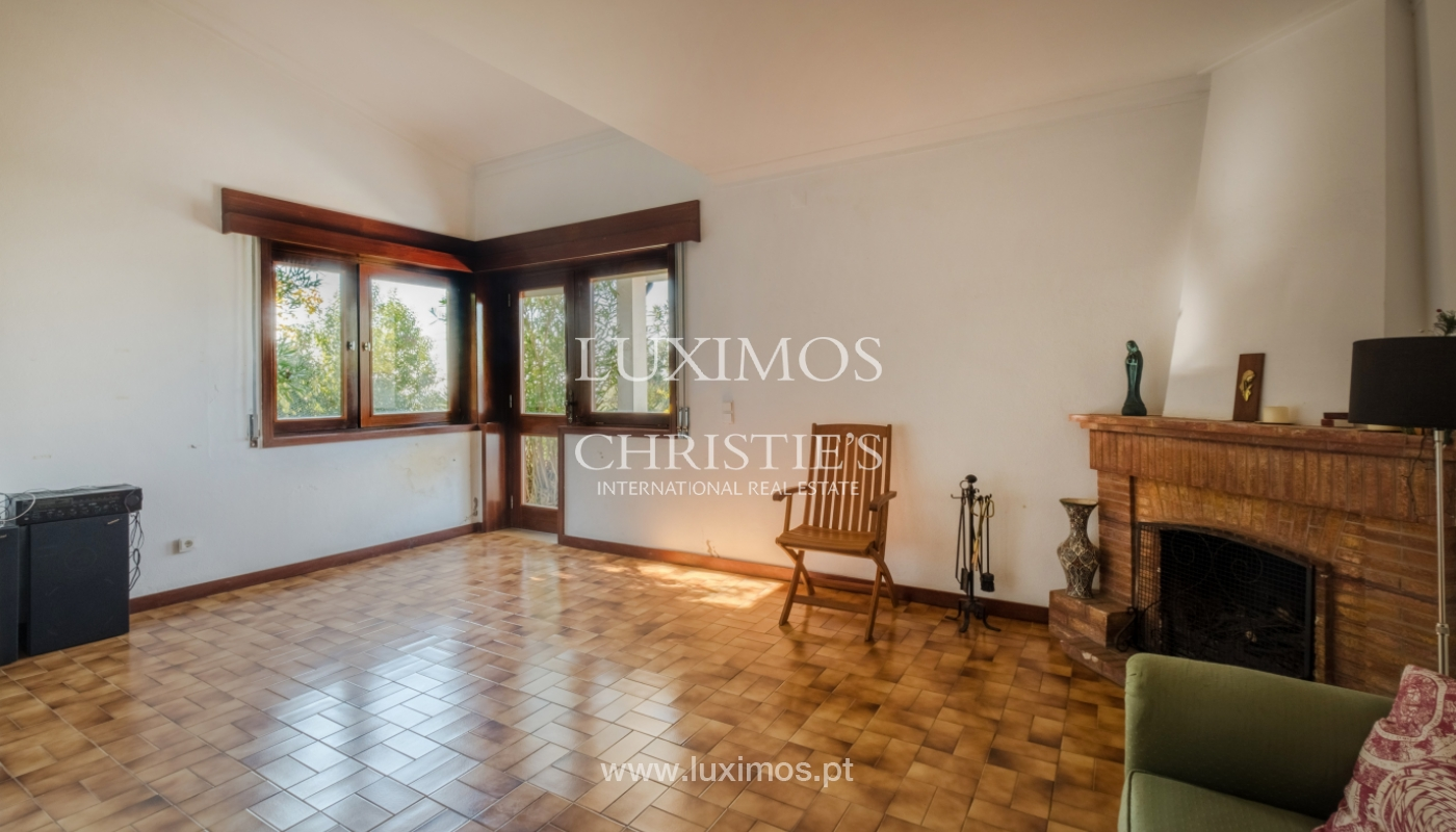 Villa mit Garten und Meerblick, zu verkaufen, V. N. Gaia, Porto, Portugal_154407