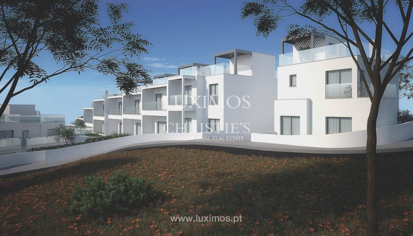 Nueva casa de 3 dormitorios, condominio privado, Albufeira, Algarve_154424
