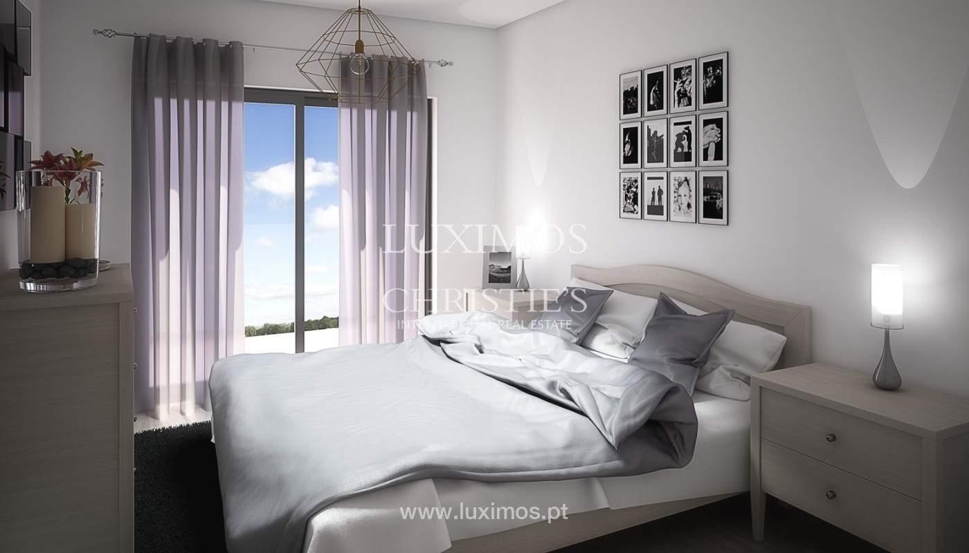 Nueva casa de 3 dormitorios, condominio privado, Albufeira, Algarve_154436