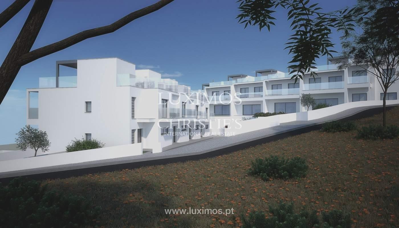 New 3 Bedroom Villa, private condominium, Albufeira, Algarve_154443