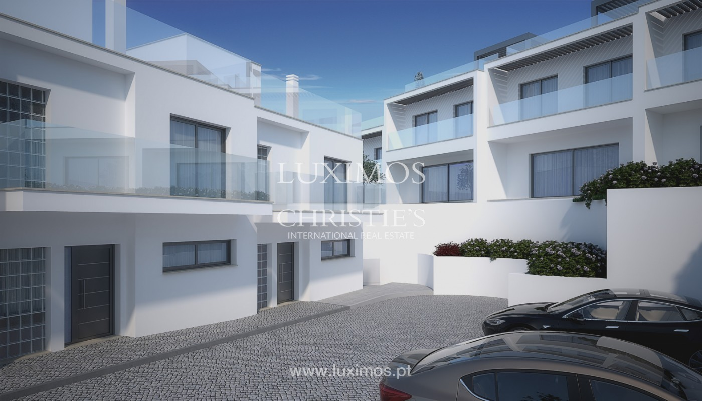 New 3 Bedroom Villa, private condominium, Albufeira, Algarve_154444