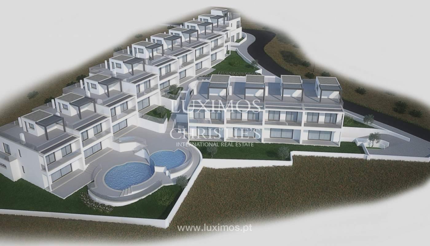 New 3 Bedroom Villa, private condominium, Albufeira, Algarve_154448