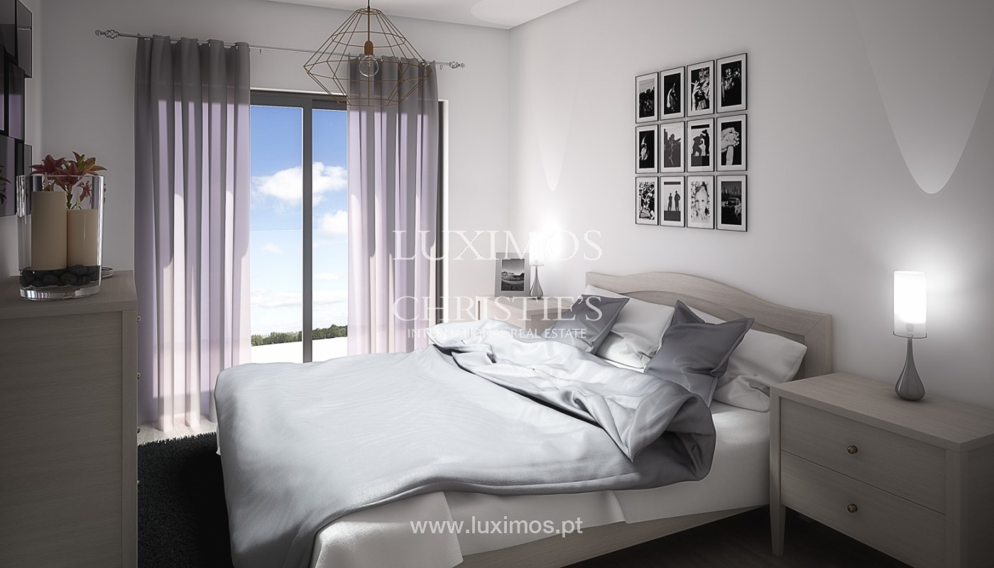 New 3 Bedroom Villa, private condominium, Albufeira, Algarve_154451