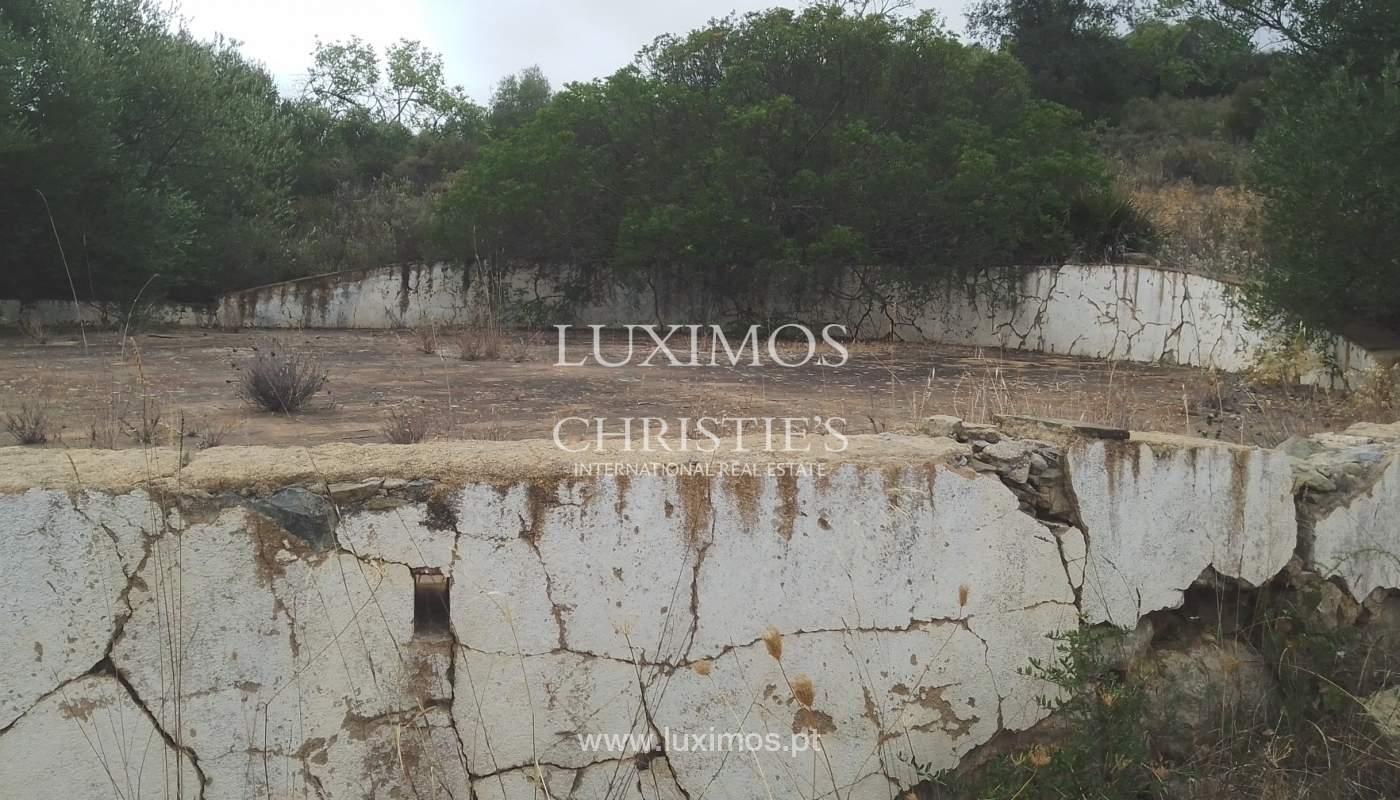 Terreno com possbilidade de construção, Moncarapacho, Algarve_154459