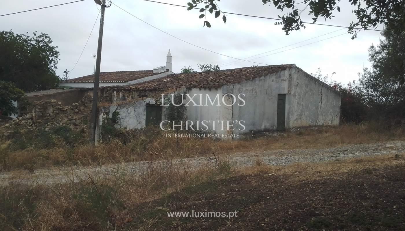 Terreno con possbilidad de construcción, Moncarapacho, Algarve_154462