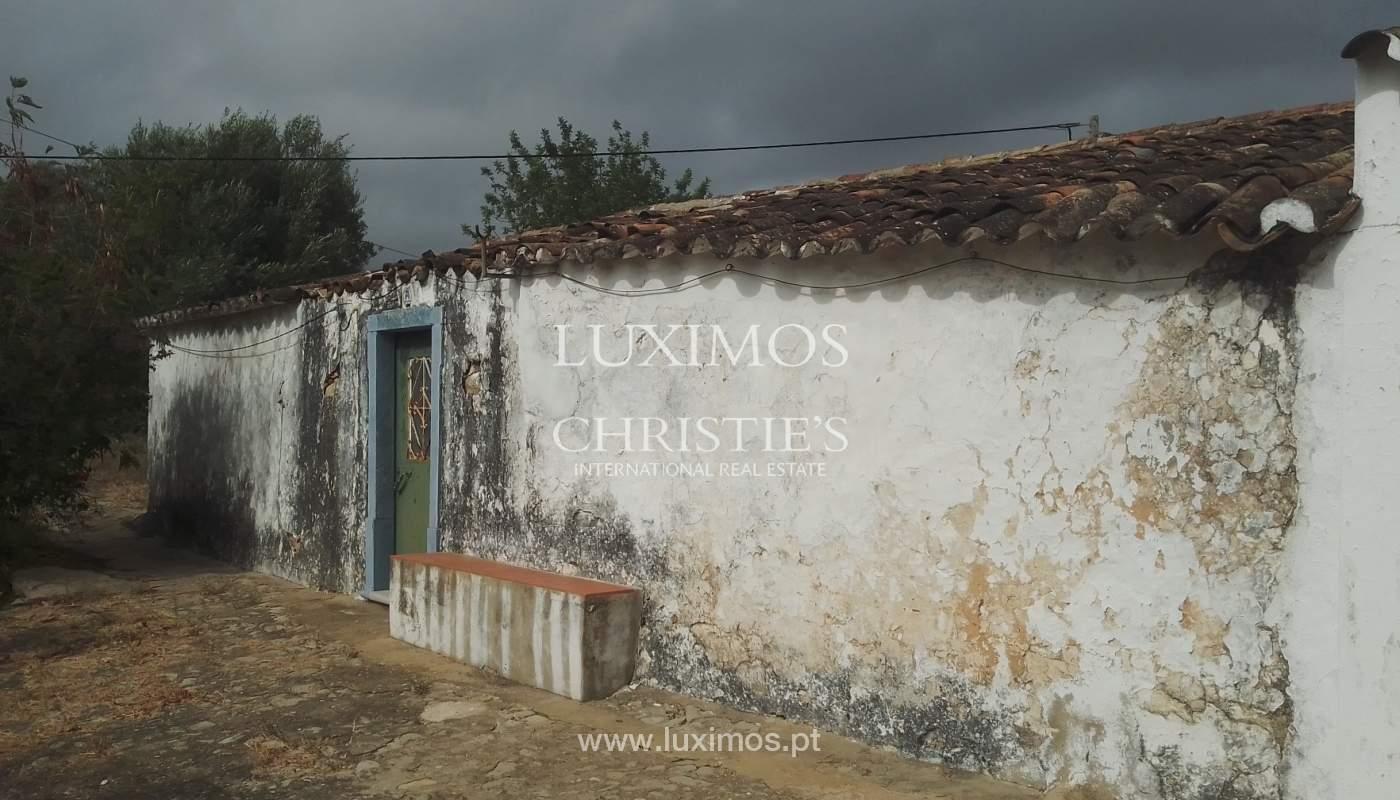 Terreno com possbilidade de construção, Moncarapacho, Algarve_154464