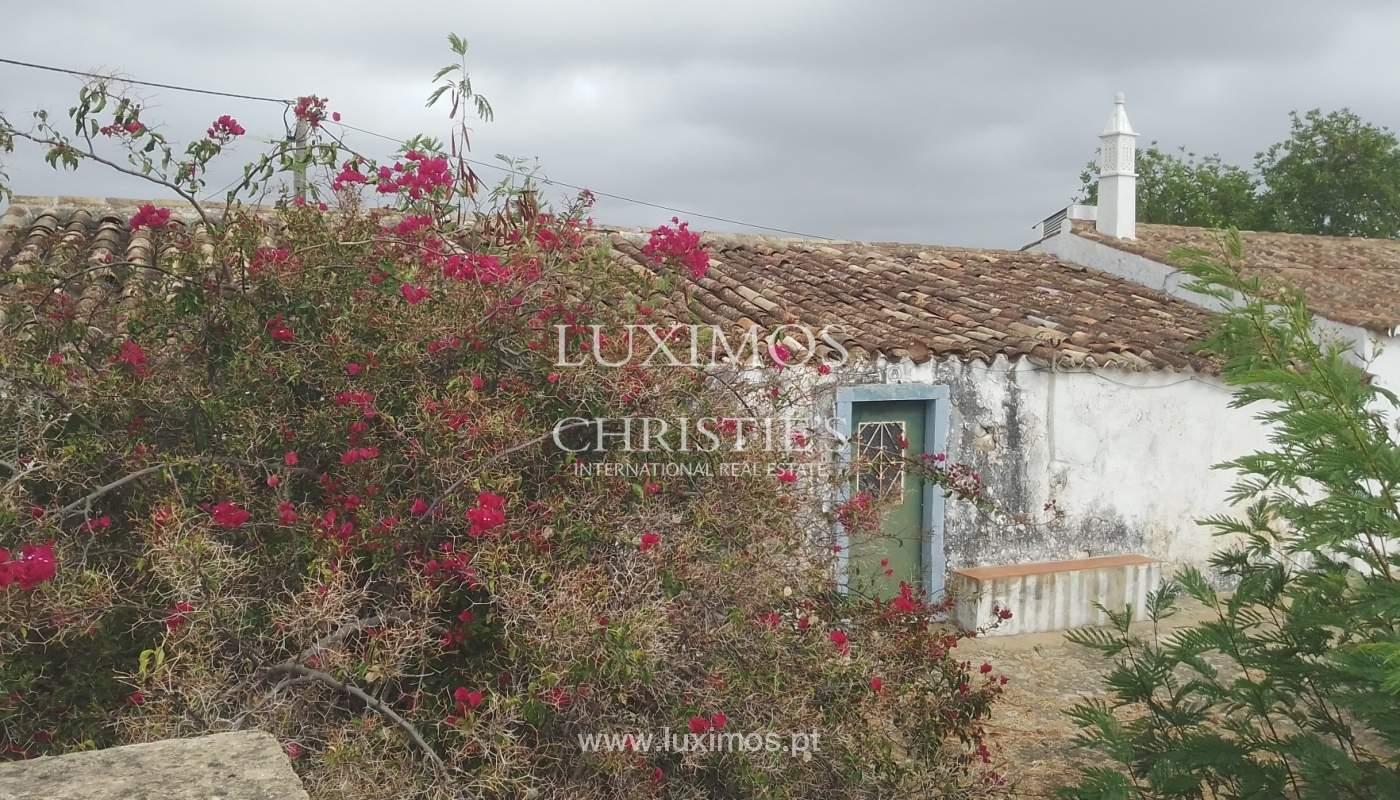 Terreno com possbilidade de construção, Moncarapacho, Algarve_154465