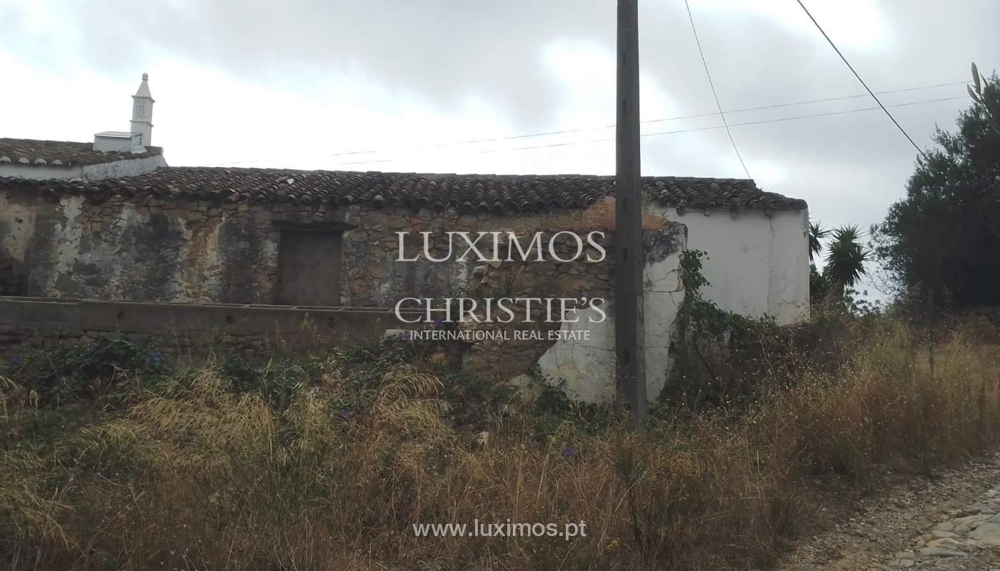 Terreno com possbilidade de construção, Moncarapacho, Algarve_154466