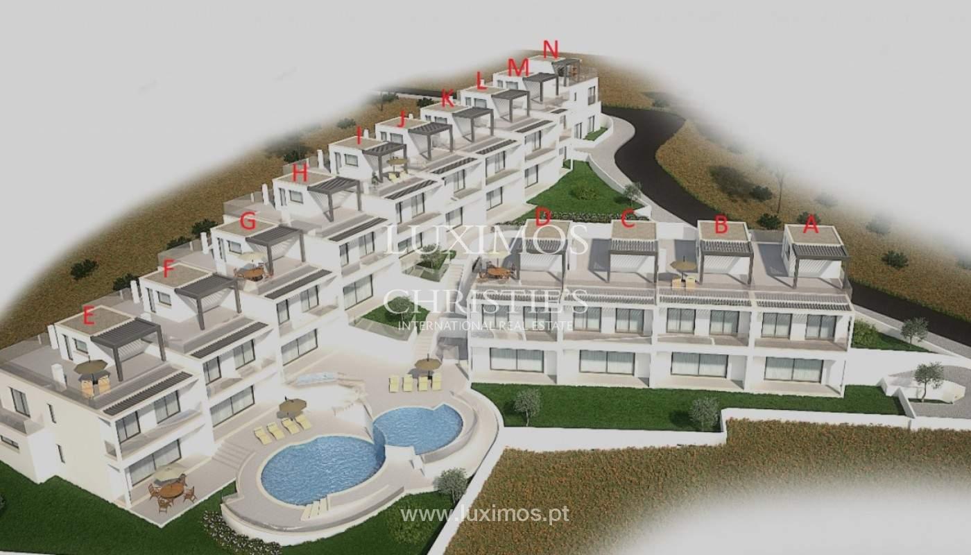 Nouvelle villa de 2 chambres, condominium privé, Albufeira, Algarve_154468