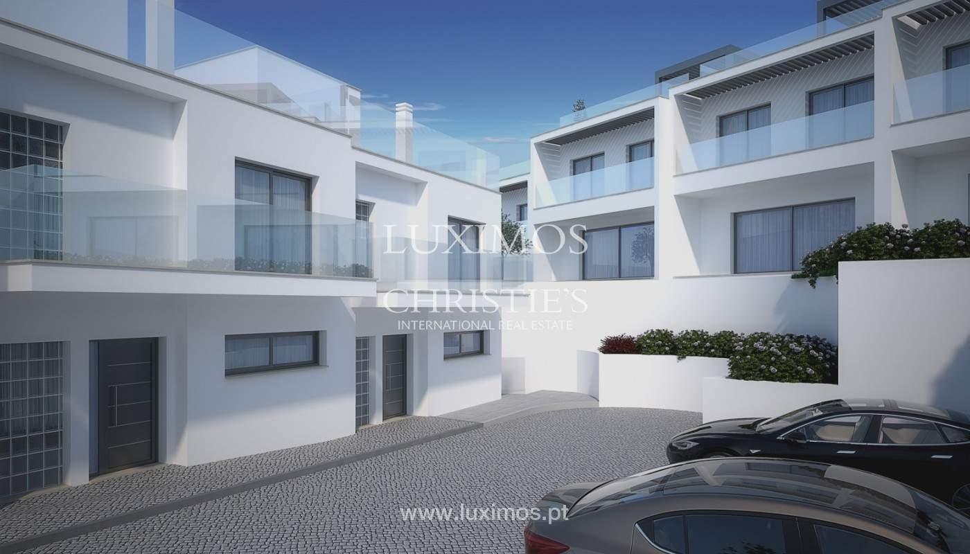 Nouvelle villa de 2 chambres, condominium privé, Albufeira, Algarve_154473