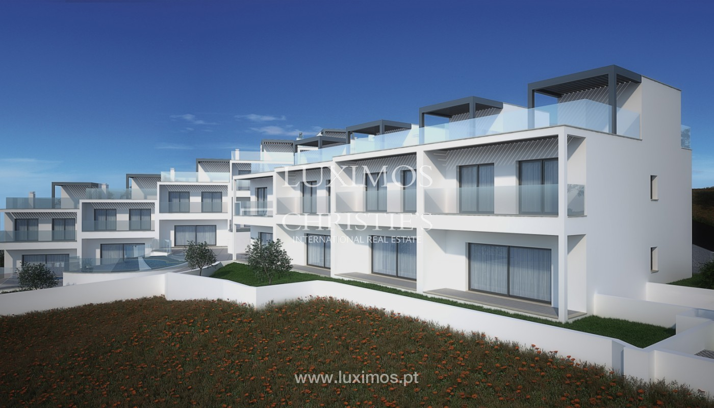Nouvelle villa de 2 chambres, condominium privé, Albufeira, Algarve_154476