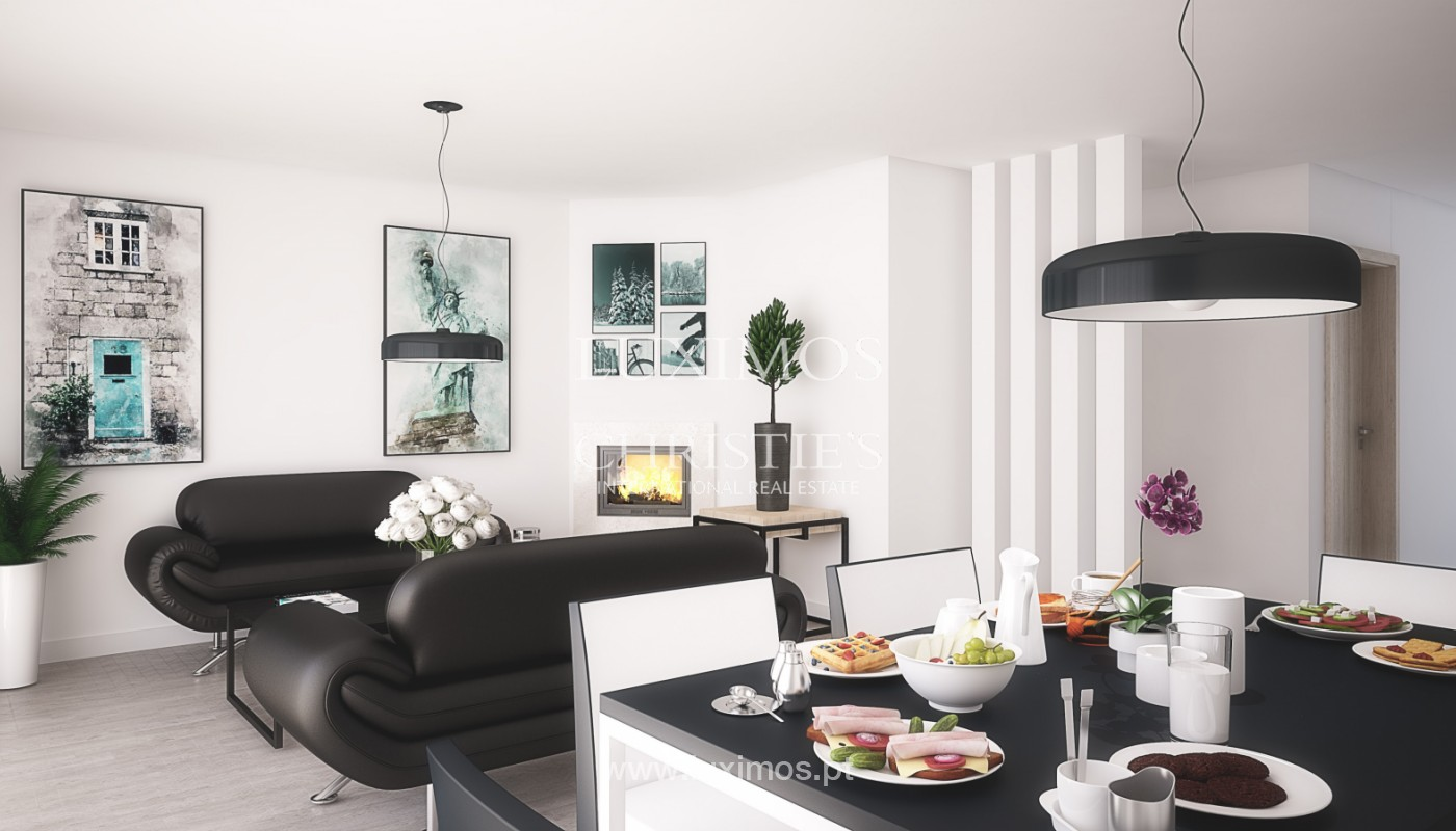 Nouvelle villa de 2 chambres, condominium privé, Albufeira, Algarve_154483
