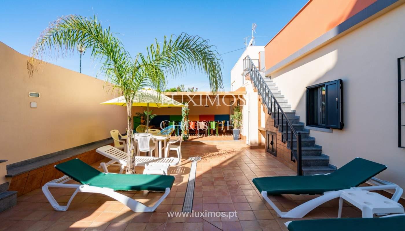 Ausgezeichnete Villa, mit Meerblick und Ria Formosa, Faro, Algarve_154510