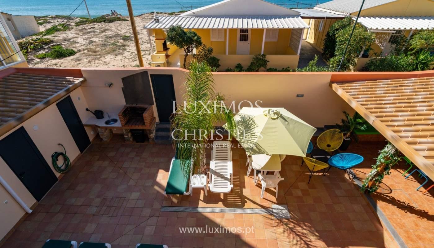 Ausgezeichnete Villa, mit Meerblick und Ria Formosa, Faro, Algarve_154517