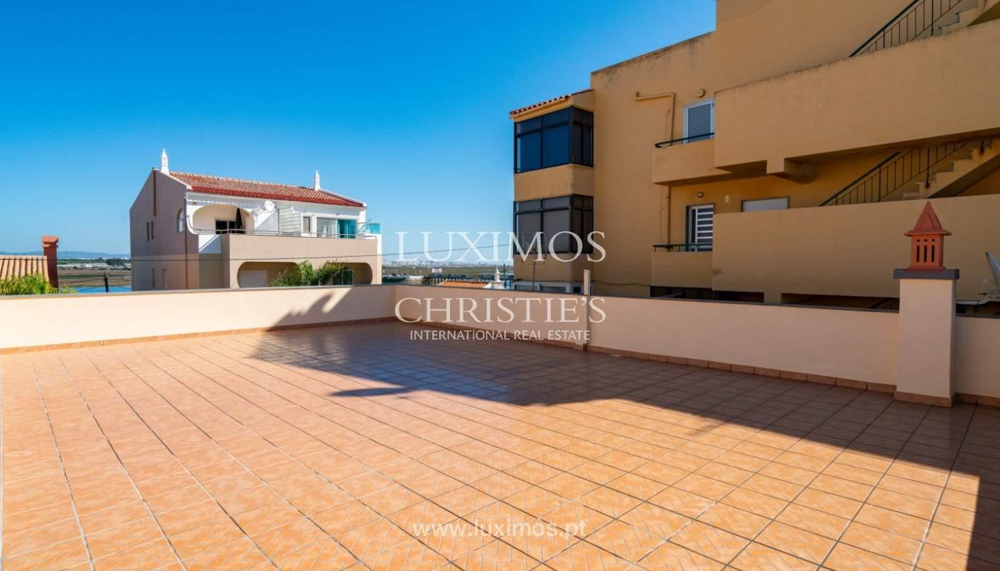 Ausgezeichnete Villa, mit Meerblick und Ria Formosa, Faro, Algarve_154518