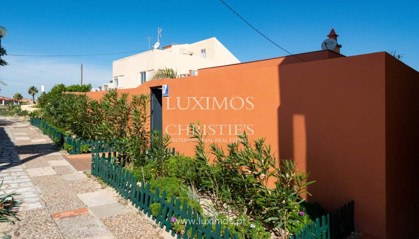 Ausgezeichnete Villa, mit Meerblick und Ria Formosa, Faro, Algarve_154523