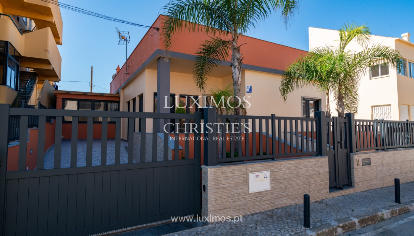 Ausgezeichnete Villa, mit Meerblick und Ria Formosa, Faro, Algarve_154528