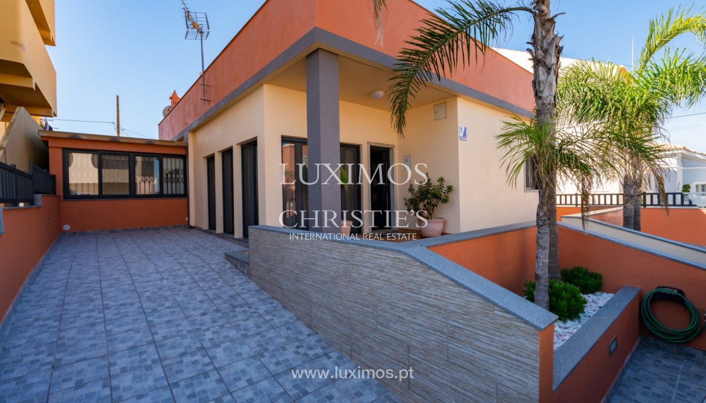 Excellent villa, with sea view and Ria Formosa, Faro, Algarve_154529