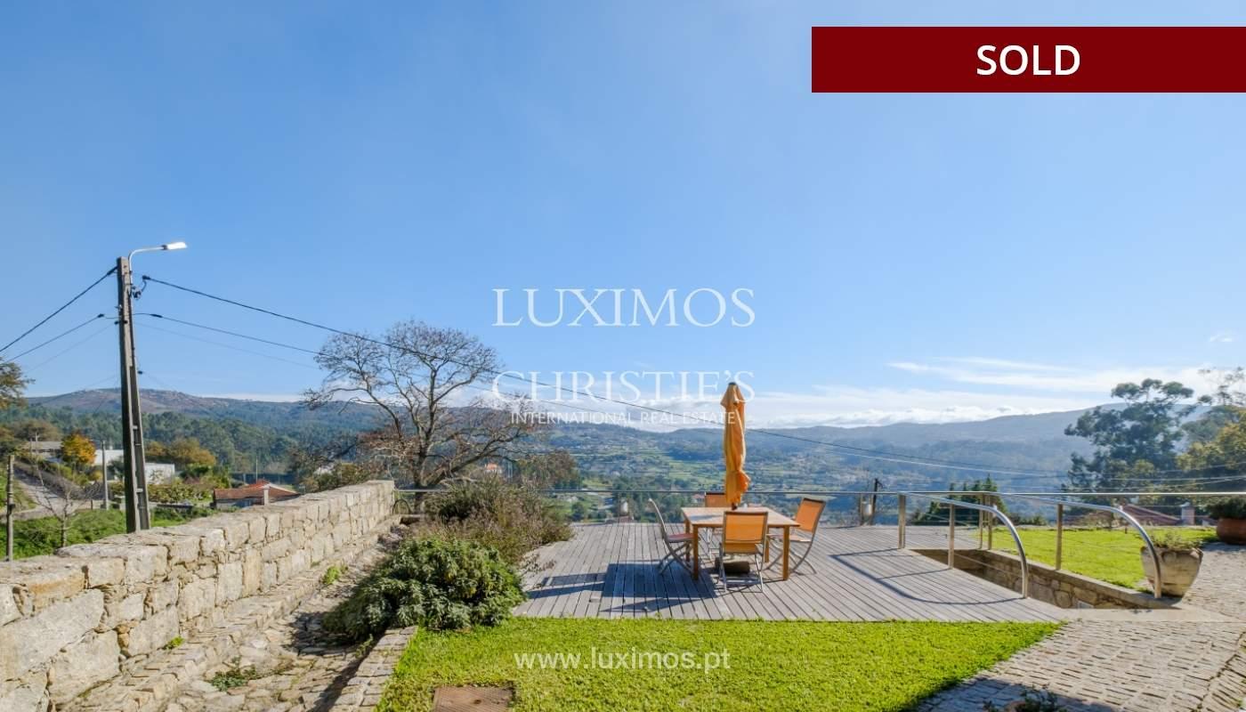Venta de Casa de Campo en Paredes de Coura, región del Minho, Portugal_154531