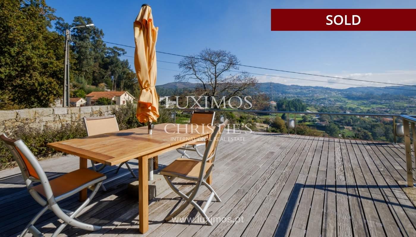 Venta de Casa de Campo en Paredes de Coura, región del Minho, Portugal_154533