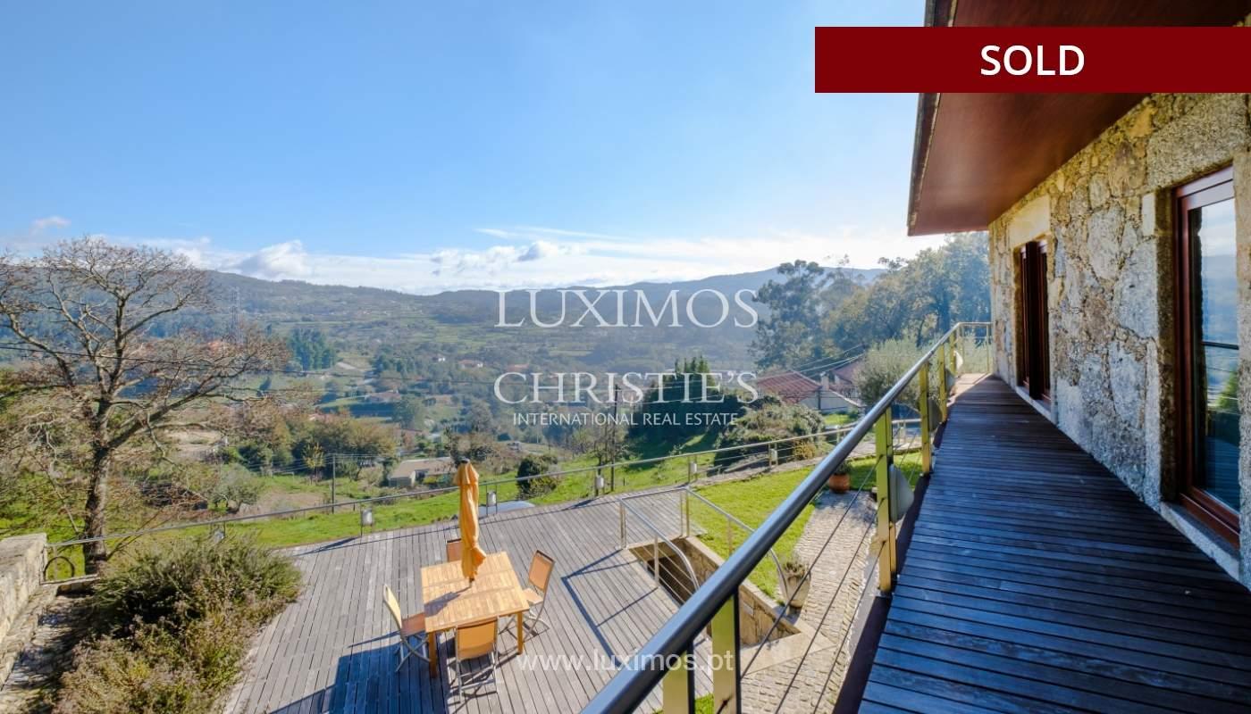 Venta de Casa de Campo en Paredes de Coura, región del Minho, Portugal_154552