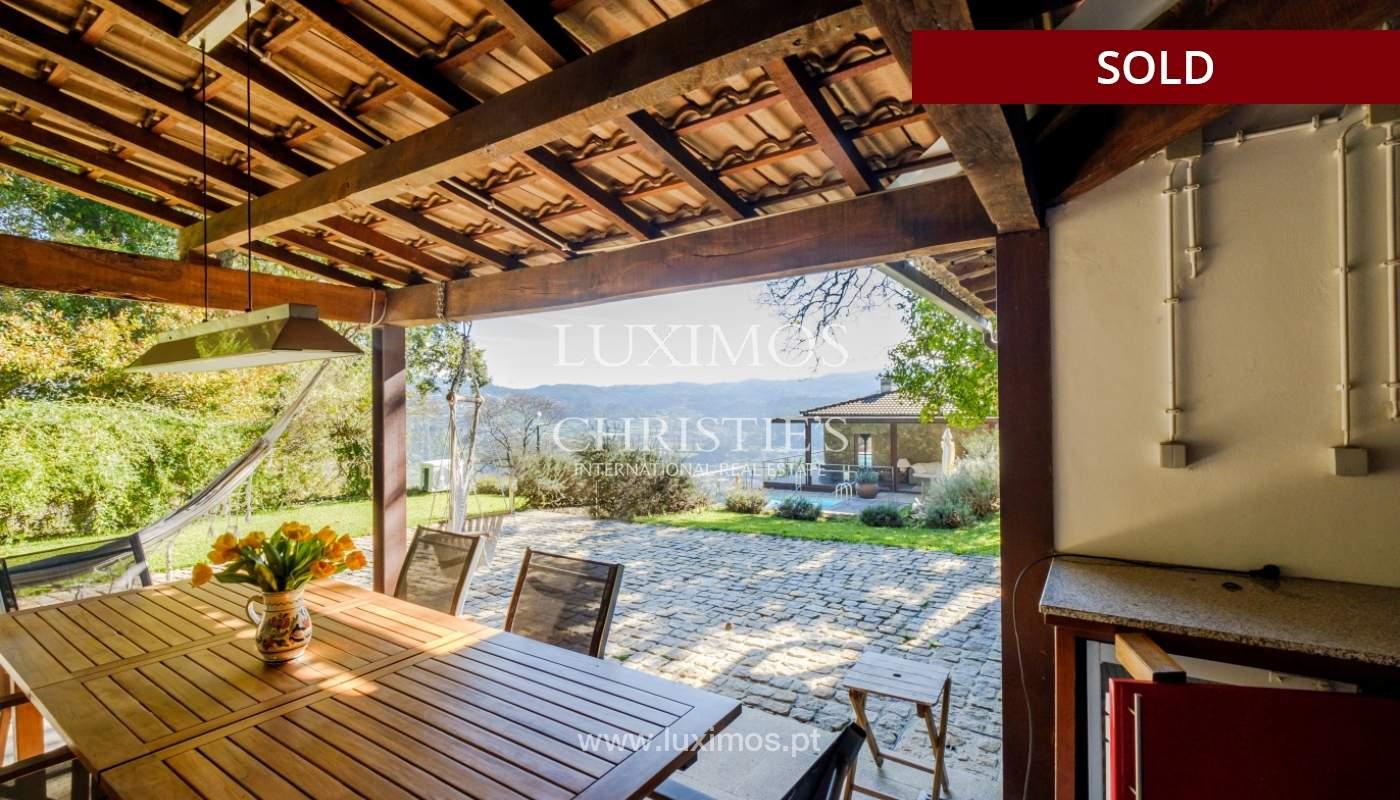 Venta de Casa de Campo en Paredes de Coura, región del Minho, Portugal_154557