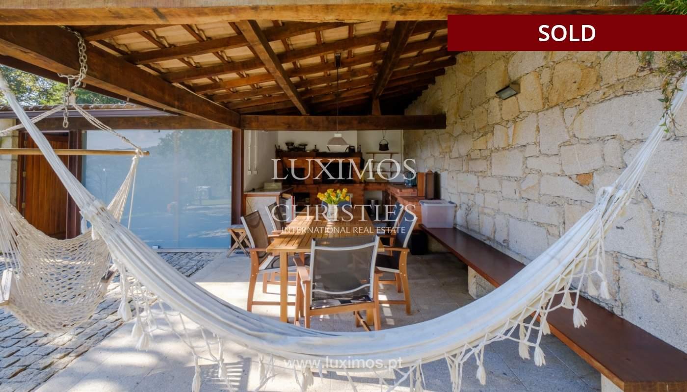 Venta de Casa de Campo en Paredes de Coura, región del Minho, Portugal_154560