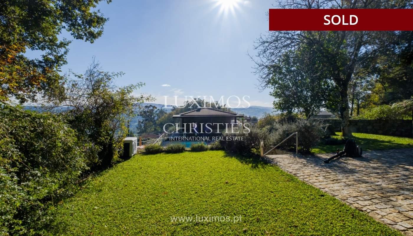 Venta de Casa de Campo en Paredes de Coura, región del Minho, Portugal_154561
