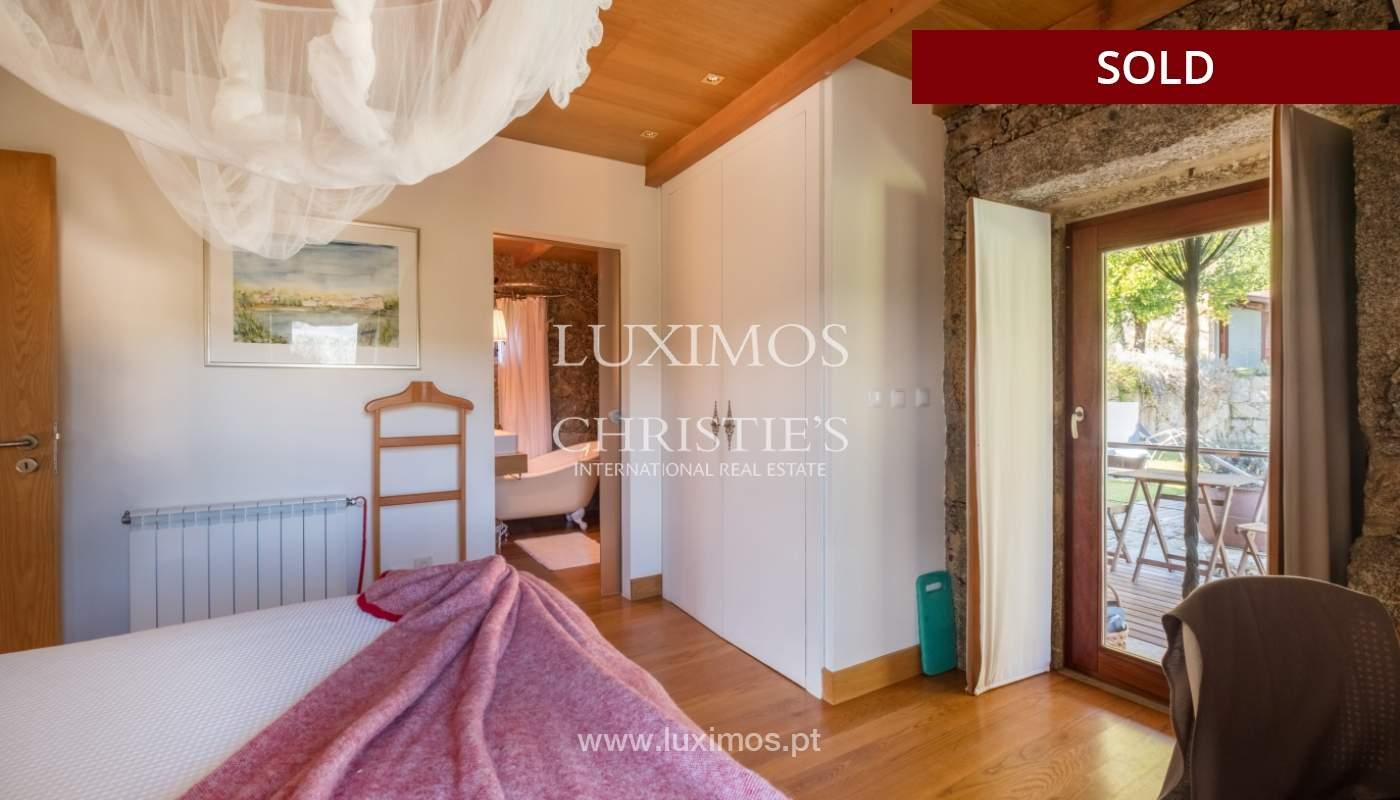 Venta de Casa de Campo en Paredes de Coura, región del Minho, Portugal_154592