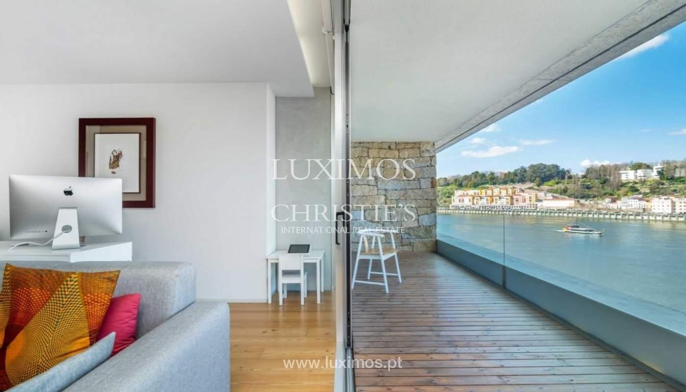 Apartamento en 1ª línea de río, en venta, en Vila Nova de Gaia_154641