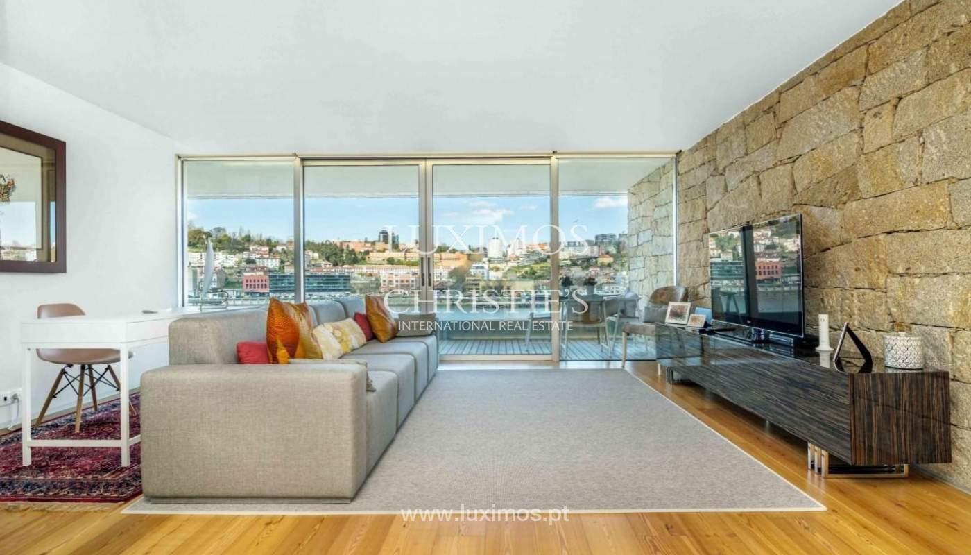 Apartamento en 1ª línea de río, en venta, en Vila Nova de Gaia_154642