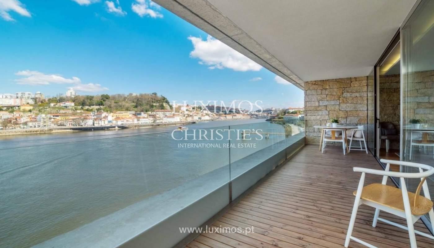 Apartamento en 1ª línea de río, en venta, en Vila Nova de Gaia_154643