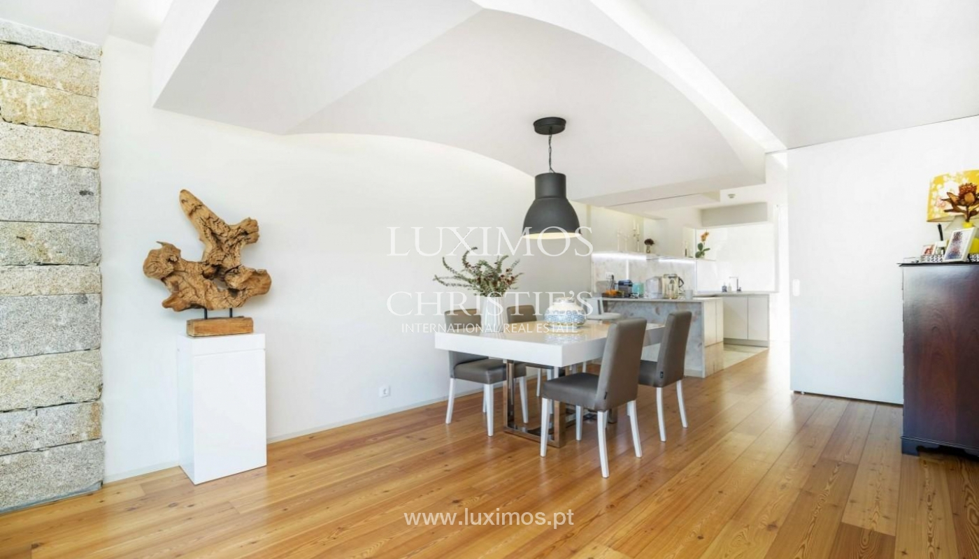 Apartamento en 1ª línea de río, en venta, en Vila Nova de Gaia_154645