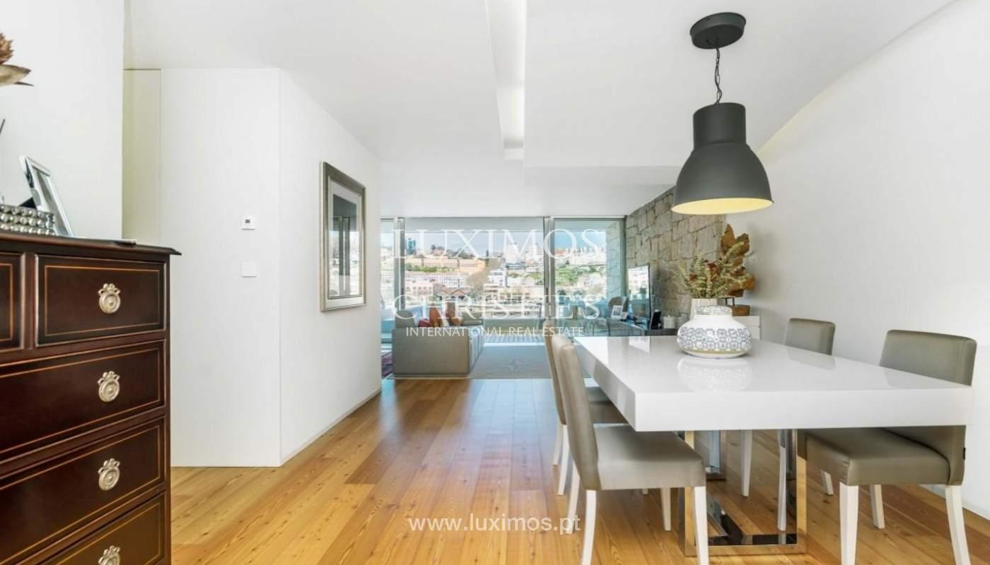 Apartamento en 1ª línea de río, en venta, en Vila Nova de Gaia_154647