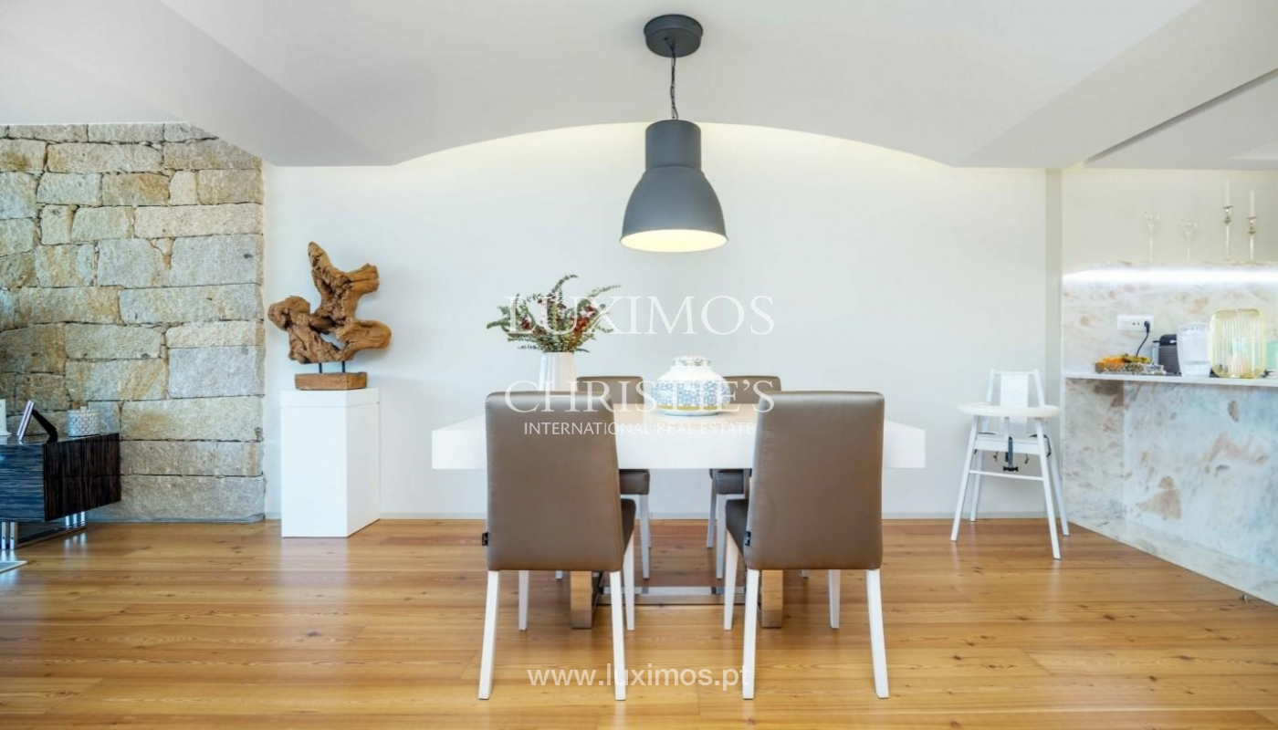Apartamento en 1ª línea de río, en venta, en Vila Nova de Gaia_154649
