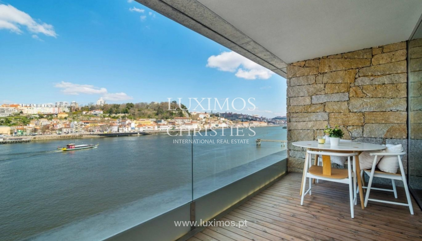 Apartamento en 1ª línea de río, en venta, en Vila Nova de Gaia_154656