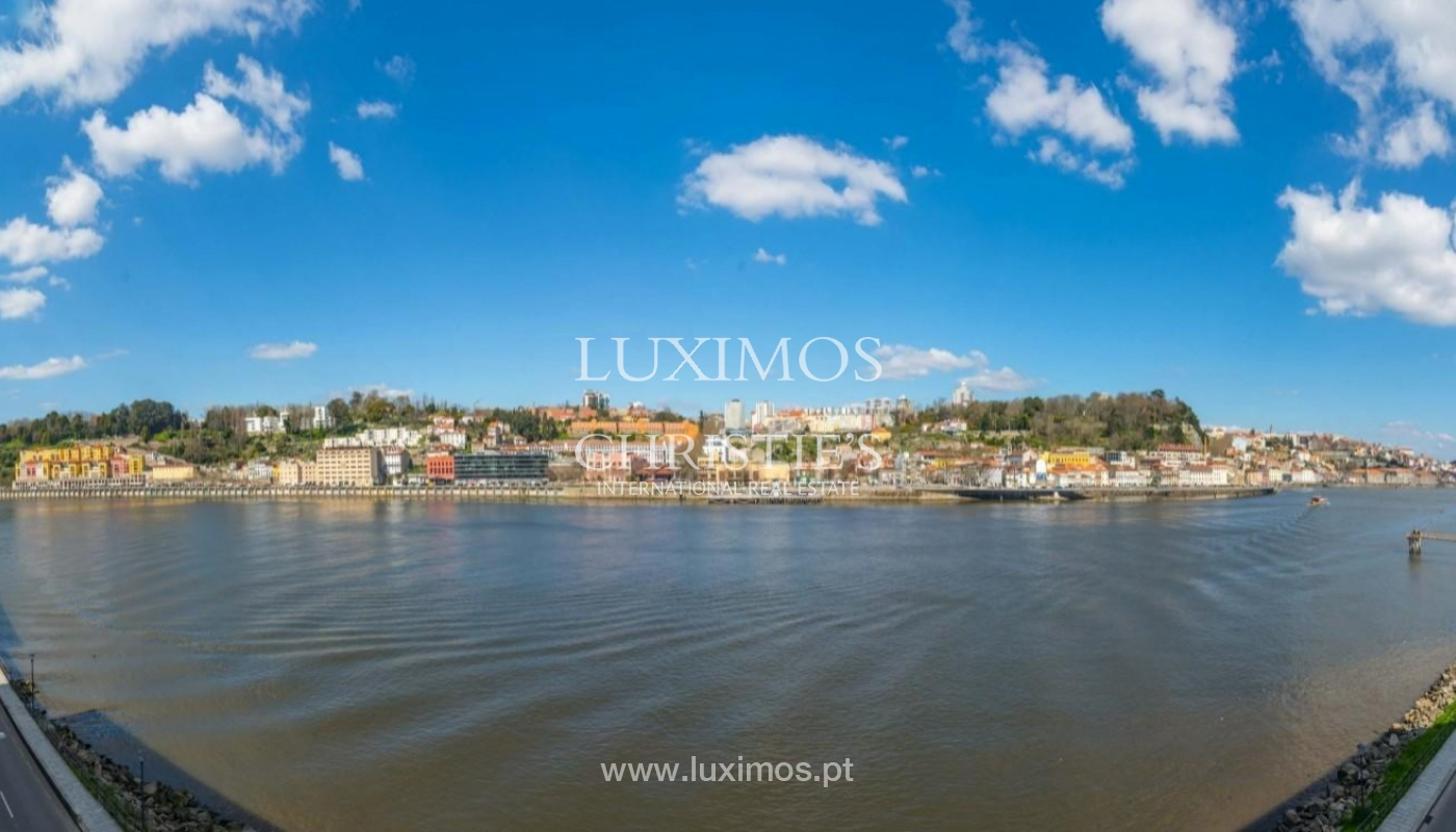 Apartamento en 1ª línea de río, en venta, en Vila Nova de Gaia_154657