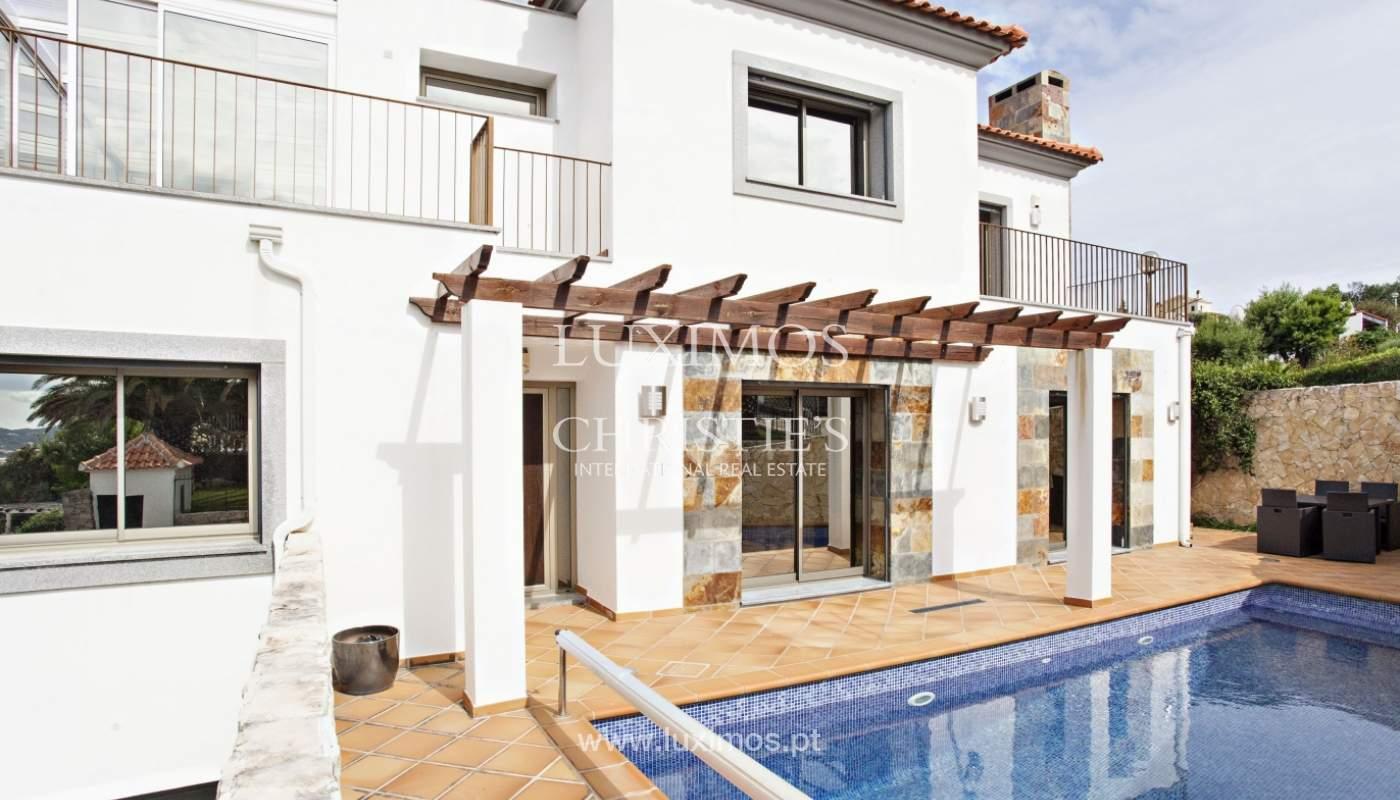 Moradia com piscina e vistas para a serra, São Brás de Alportel, Algarve_154663