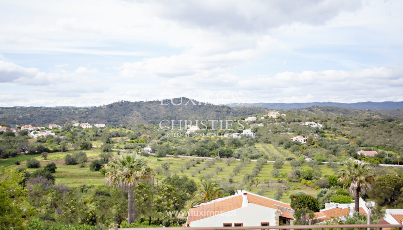 Villa with swimming pool and views to the mountains, São Brás de Alportel, Algarve_154673