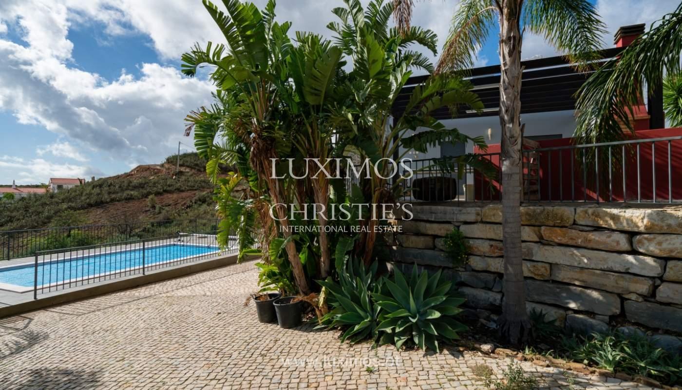 Moradia de luxo com piscina e vista mar em Tavira, Algarve_154684