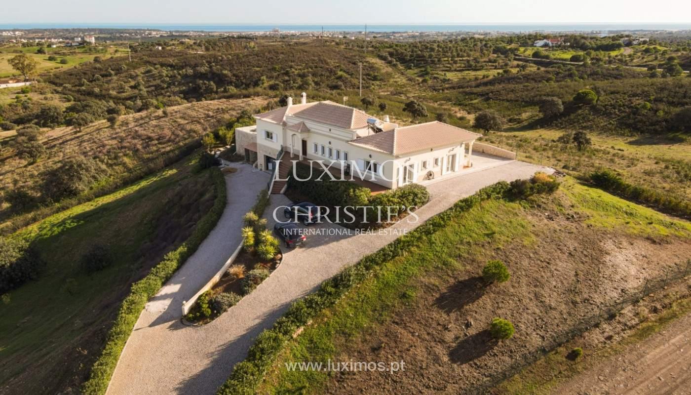 Moradia isolada, com vista mar e serra, Altura, Algarve_154702