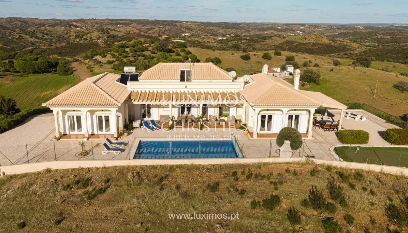Moradia isolada, com vista mar e serra, Altura, Algarve_154705