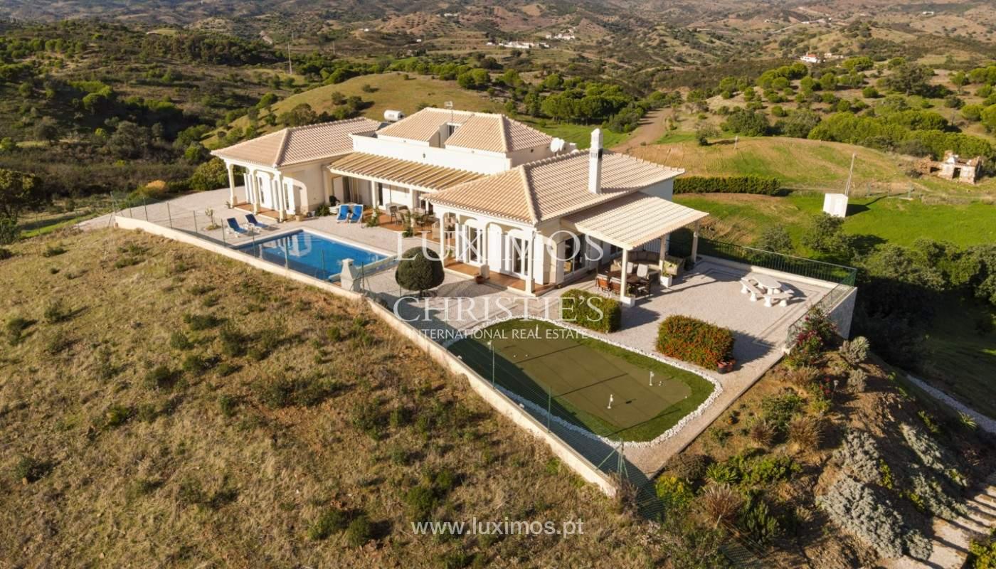 Moradia isolada, com vista mar e serra, Altura, Algarve_154706