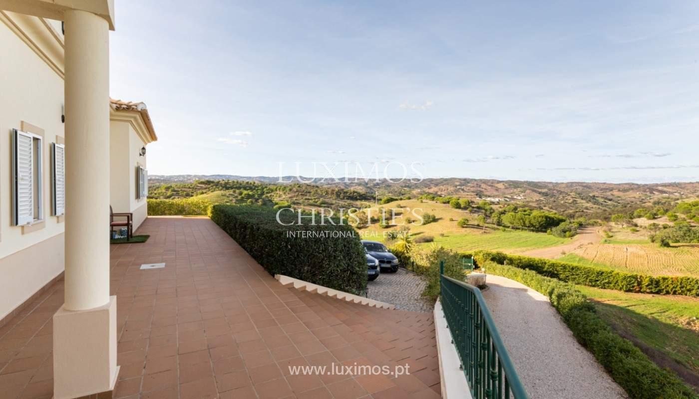 Moradia isolada, com vista mar e serra, Altura, Algarve_154710